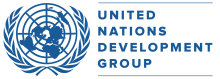 United Nations Development Group logo