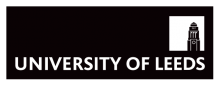 Logo of the University of Leeds